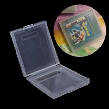 5x Clear Plastic Nintendo Cartridge Game Case Dust Cover for Game Boy GB GBC GBP