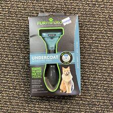Furminator Undercoat deShedding Tool for Small Cats, Long Hair / New
