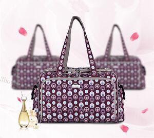 Luxury Large Elka Studio Design Multifunction Waterproof Baby Nappy Changing Bag