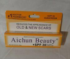 Aichun Beauty + Spf 30 Scar Cream Expires 9/12/2023 New Sealed Free Shipping