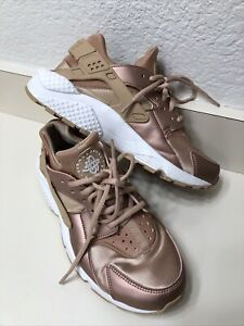 Nike Huarache Gold Athletic Shoes for Women for sale | eBay