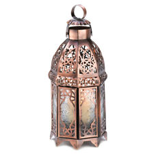 Gallery of Light Copper Moroccan Candle Lamp