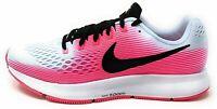 NWB Nike Women Air Zoom Pegasus 34 Runnin Shoes Light/Blue/Black/Pink 880560-411