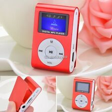 New Mini FM Radio LCD Screen MP3 Music Player Support for 32GB Micro SD TF Card