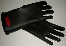 Electrical Safety Lineman Insulated Gloves 1000v Rated Marigold Size 9 Astm D120