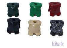 LEGO - 6 x Ritter - Rüstung in 6 Farben / Ritterrüstung / Armor / 2587 NEUWARE