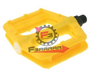 Pedals Freerider Yellow Nylon (CP)