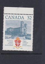 Canada 1984 200th Anniv of Roman Catholic Church in Newfoundland MNH SG 1125
