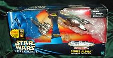 STAR WARS ACTION FLEET SERIES  EPISODE 1 ALPHA CONCEPT NABOO ROYAL STARSHIP