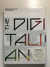 "ARASHI Live Tour 2014 ""THE DIGITALIAN"" Japan Limited Edition [DVD]NEW"