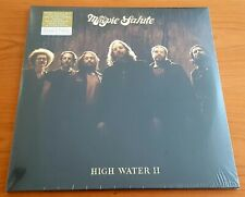 THE MAGPIE SALUTE HIGH WATER II CLEAR & BROWN & GOLD VINYL LIMITED SEALED