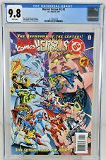 Marvel Versus DC #2 (1996) CGC Graded 9.8 DC / Marvel Comics