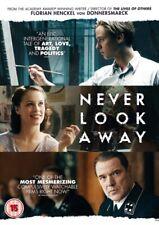 Never LOOK Away - DVD Region 2