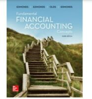 Test Bank & Solution Manual for Fundamental Financial Accounting Concepts 10th E