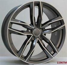 """20'' wheels for Audi A7, S7 2014 & UP 5x112 20x9"""""""