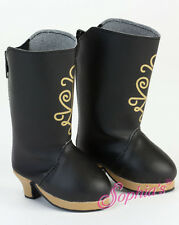"Frozen Nordic Princess Boot fits 18"" American Girl Dolls Anna"