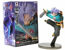 Anime Dragon Ball Z Scultures BIG TRUNKS Tenkaichi Budokai 4 Figures Collect Toy