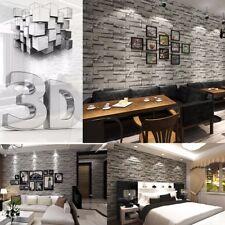 10m 3D Wandverkleidung Wand Paneele Steintapete Verblender Ziegelstein Muster