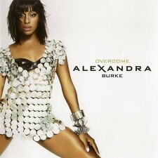 Alexandra Burke - Overcome (2009)  CD  NEW/SEALED  SPEEDYPOST