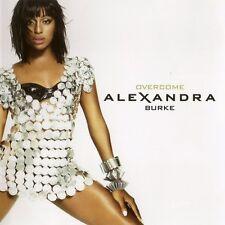 Alexandra Burke - Overcome (2009)  CD  NEW/SEALED  SPEEDYPOST