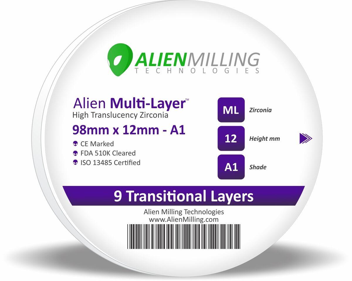 Alien Milling Technologies