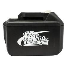 for Makita 18V 6000mAh BL1860 LXT Li-Ion Compact Battery for Makita Replacement