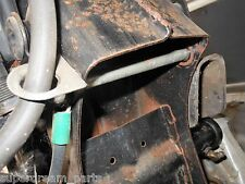 HONDA SUPERDREAM CB250N - ORIGINAL ENGINE BREATHER HOSE BRACKET 50731413000
