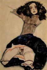 Egon Schiele Nudes Art Prints