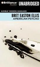American Psycho by Bret Easton Ellis: New Audiobook