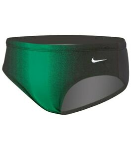 Nike Boy's Fade Sting Brief Swimsuit Stretch NESS8053 313 Size 30 (medium)
