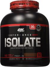Optimum Nutrition Performance Whey Isolate Protein- Chocolate Shake #6 (0878)
