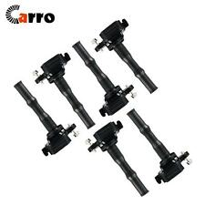 OE# 90919-02214 Set of 6 Ignition Coil For Toyota Avalon Camry Lexus ES300 V6