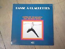 LP JACQUES BENSE / TRIO JIMMY MEDGLEY - DANSE A CLAQUETTES / excellent état