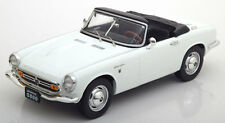 Triple 9 1966 Honda S800 Convertible White with removable top 1/18 Scale New!