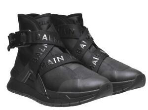 BALMAIN B Troop Sneakers Size UK 7 (EUR 40) Trainers rrp £685 Ex-Display