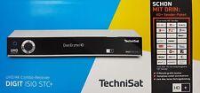 TechniSat DIGIT ISIO STC+ 4K Sat Receiver, schwarz - Neu & OVP