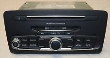 GENUINE AUDI A1 DAB RADIO SD CD NAVIGATION SAT NAV CONTROL MAIN UNIT 8XA035192F