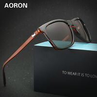 Retro Aluminum Polarized Sunglasses Men's Eyewear Outdoor Driving Glasses Goggle