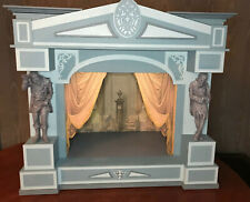 Miniature 1:12 Scale THEATER - for you to fill and set the stage OOAK