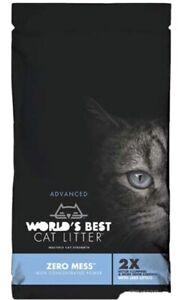 Worlds Best Cat Litter Zero Mess Unscented Worlds Best Cat Litter 6 LB Bag
