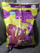 Bark Box Squirrelzilla Toxi Critters Giant Squirrel SEALED Dog Toy