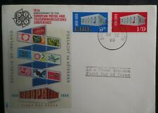 Eire Ireland 1969 Europa CEPT European Post & Telecoms FDC First Day Cover