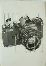 REVUEFlex - SD 1 - Bedienungsanleitung - B2472