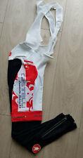 Brand New Original CASTELLI Cycling Thermal Bib Tights M