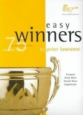 Easy Winners Treble Brass Trumpet  - Same Day P+P