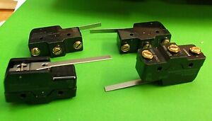 Micro Switch 20 Amp Jukebox Lever Limit Trip 20A C/O Microswitch 2HBT260-5 x 1pc