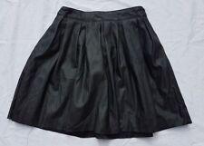 Bardot Mini Solid Skirts for Women