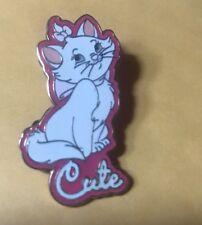 Disney Marie from Aristocats Cute Cat Pin