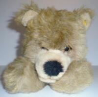 Junior Steiff Plush Teddy Bear 2880/35 Golden Light Brown/Tan With Tags
