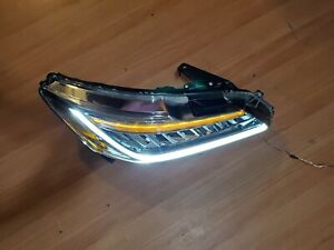 2016 2017 HONDA ACCORD SEDAN TOURING RH FULL LED COMPLETE HEADLIGHT NEW OEM